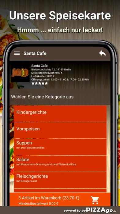 Santa Cafe Berlin screenshot 4