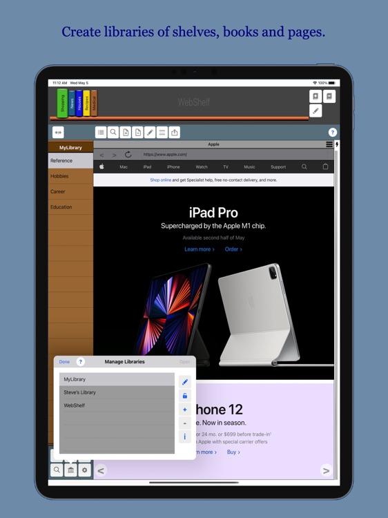 WebShelf screenshot-4