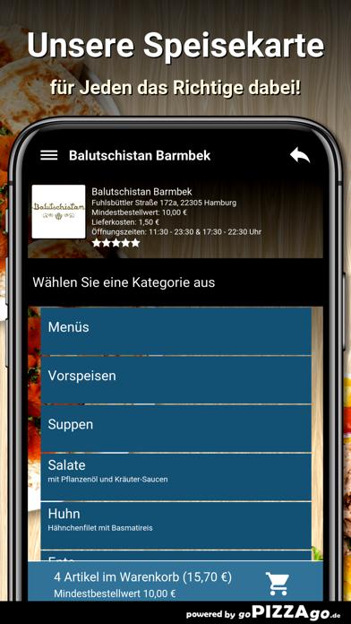 Balutschistan Barmbek Hamburg screenshot 4