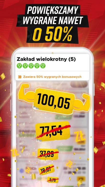 Betclic Zakłady Bukmacherskie screenshot-3