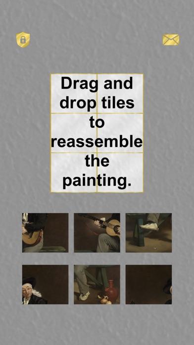 Paintings: Tiling Puzzles screenshot 4