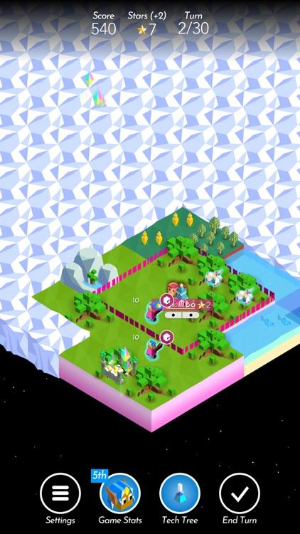The Battle of Polytopia screenshot-5