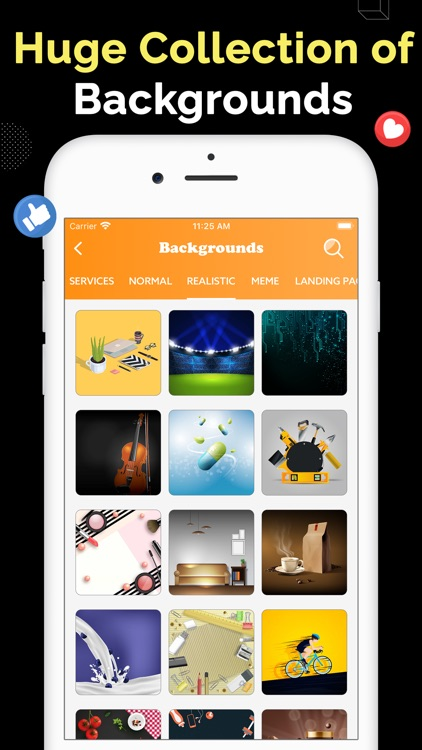 Social Media Post Maker screenshot-6