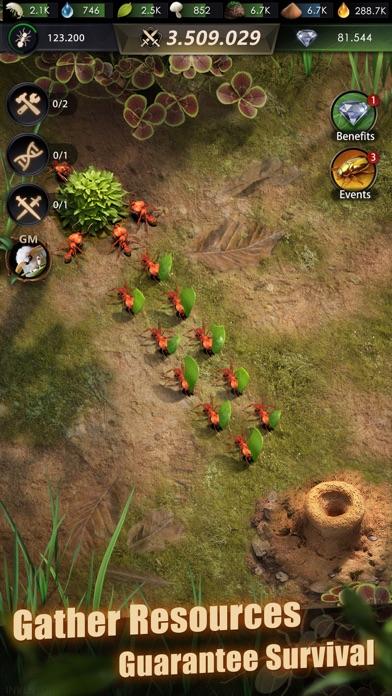 The Ants: Underground Kingdom screenshot 2