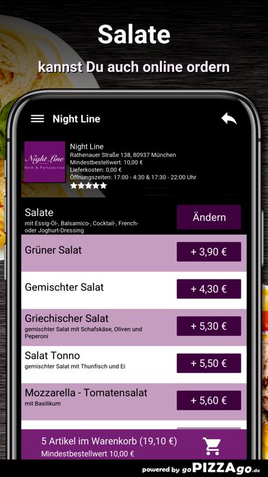 Night-Line München screenshot 5
