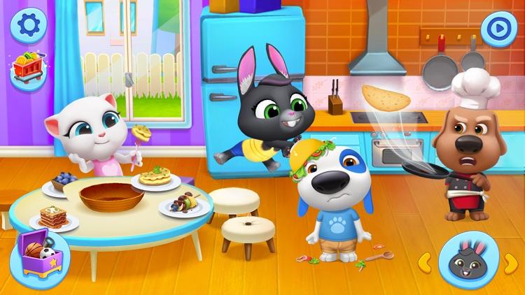My Talking Tom Friends screenshot-4