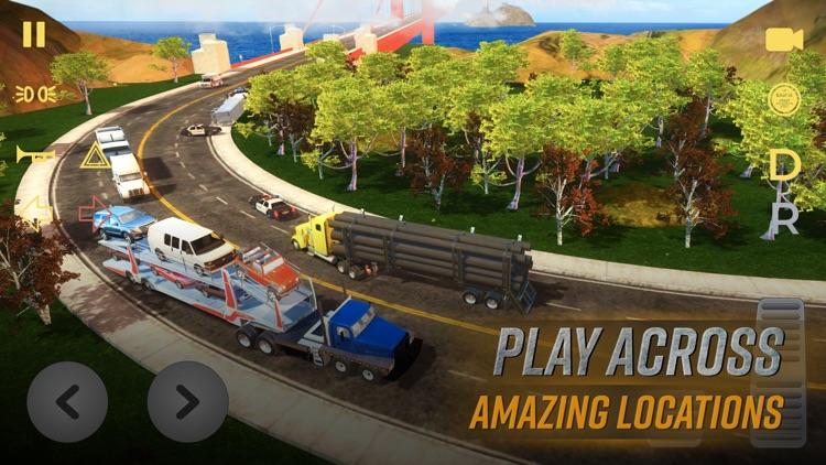 Truck Simulator USA American