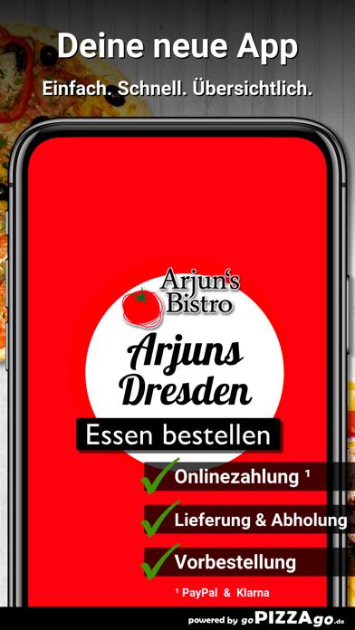 Arjuns Bistro Dresden screenshot 1