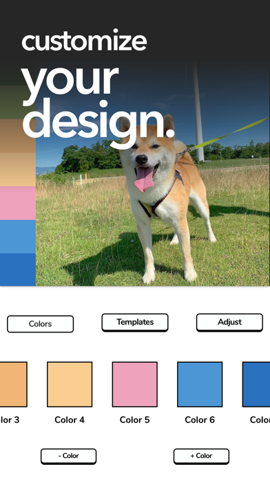 ColorPalette: Swatch Maker screenshot 2