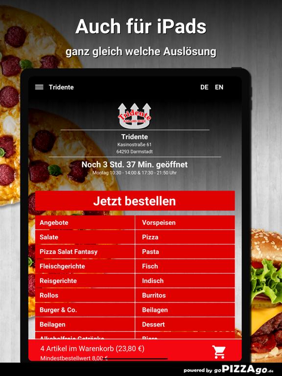 Tridente Darmstadt screenshot 7
