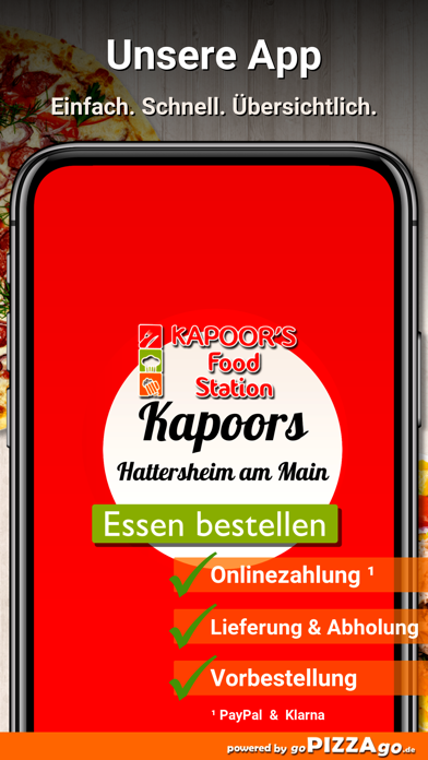 Kapoors Hattersheim am Main screenshot 1