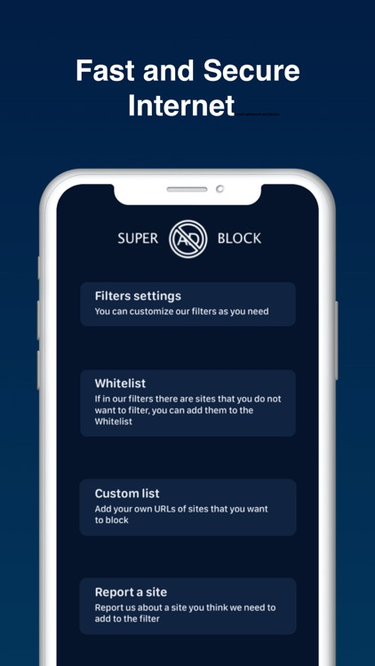 Super AdBlock For Safari