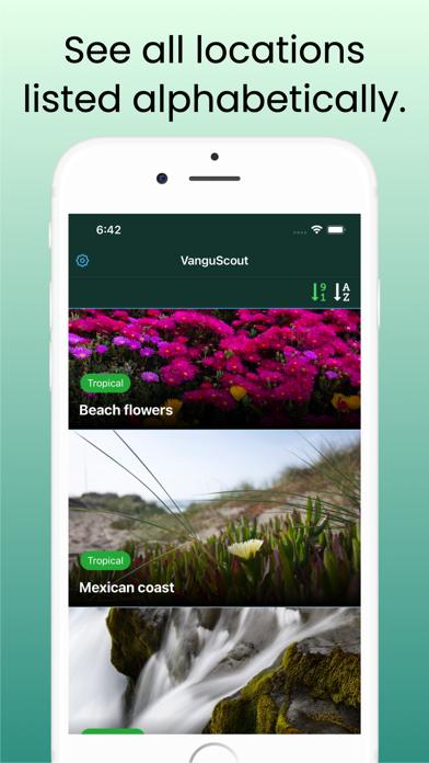 VanguScout screenshot 3