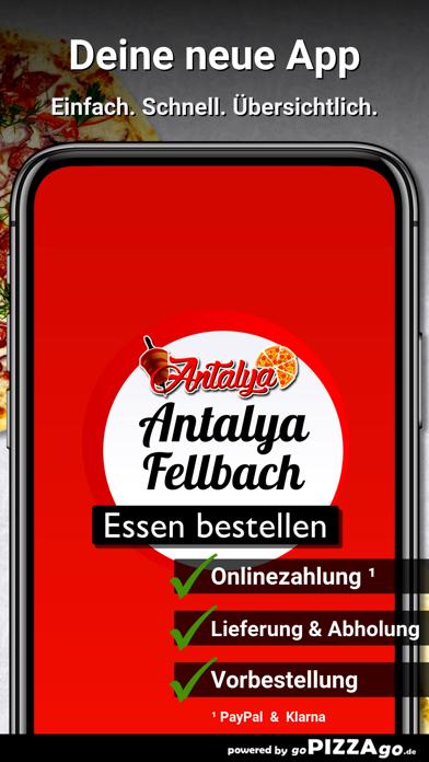 Antalya Fellbach screenshot 1