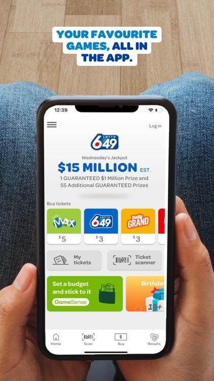 BCLC Lotto! screenshot-7