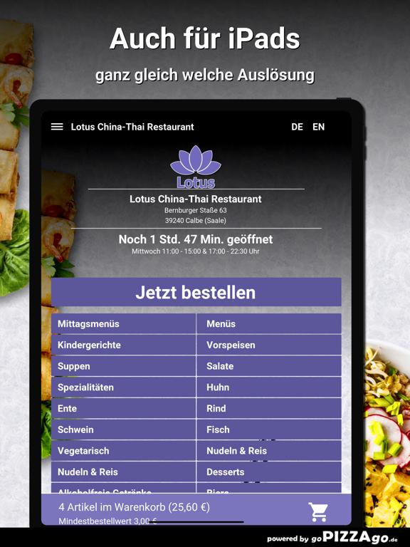 Lotus Calbe (Saale) screenshot 7