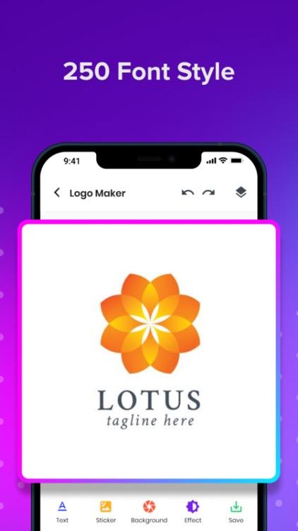 Logo Maker - Editor screenshot-5