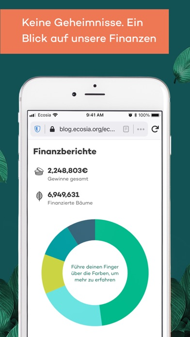 EcosiaScreenshot von 5
