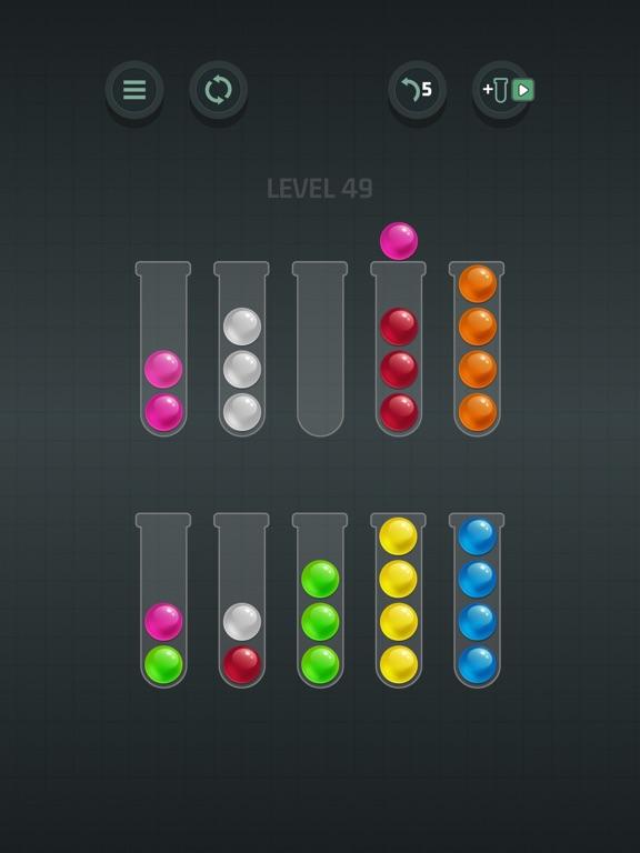 Sort Balls - Sorting Puzzle screenshot 8