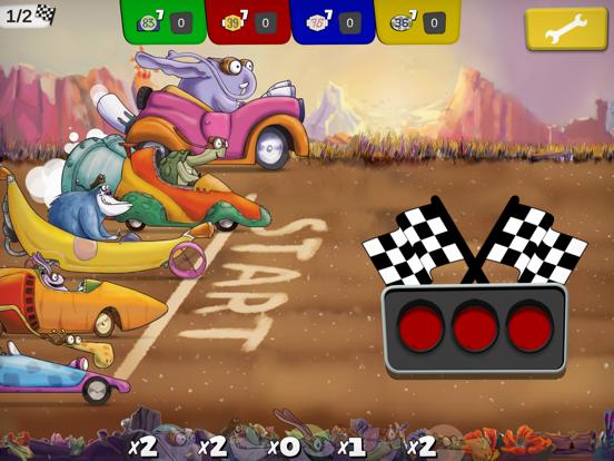 Jungle Race Digital screenshot 6