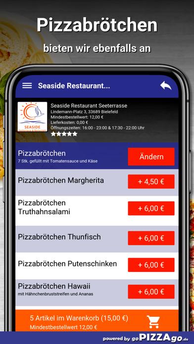 Seaside Restaurant Bielefeld screenshot 6