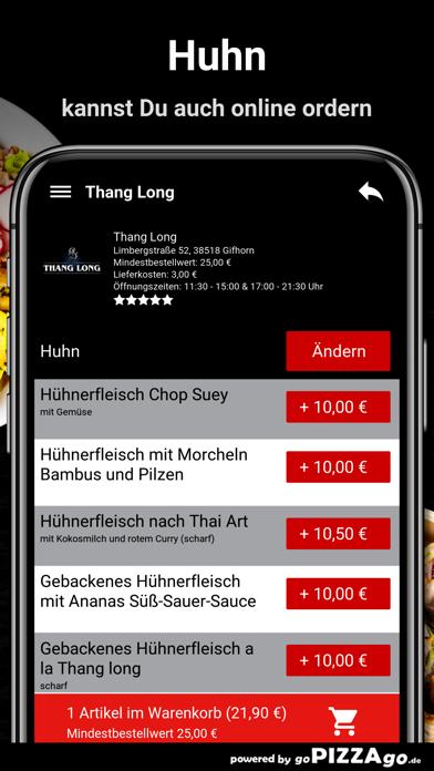 Thang Long Gifhorn screenshot 5