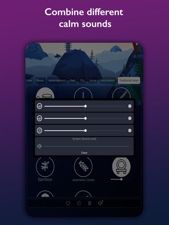 Calm Sounds screenshot 18