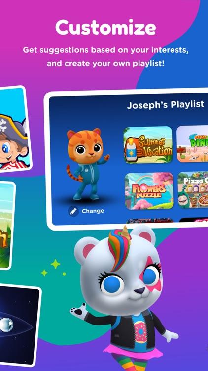 Kidomi Games & Videos for Kids screenshot-3