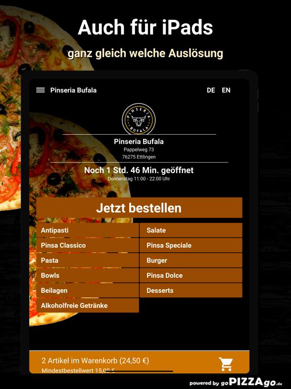 Pinseria Bufala Ettlingen screenshot 7
