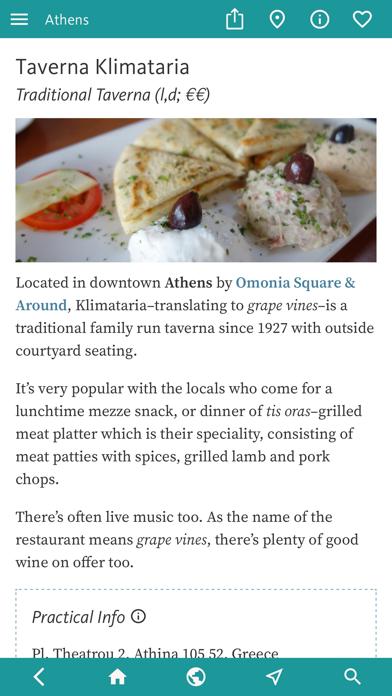 Athens' Best: Travel Guide screenshot 8