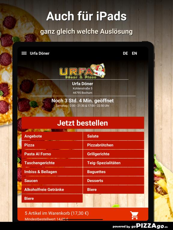 Urfa Döner Bochum screenshot 7