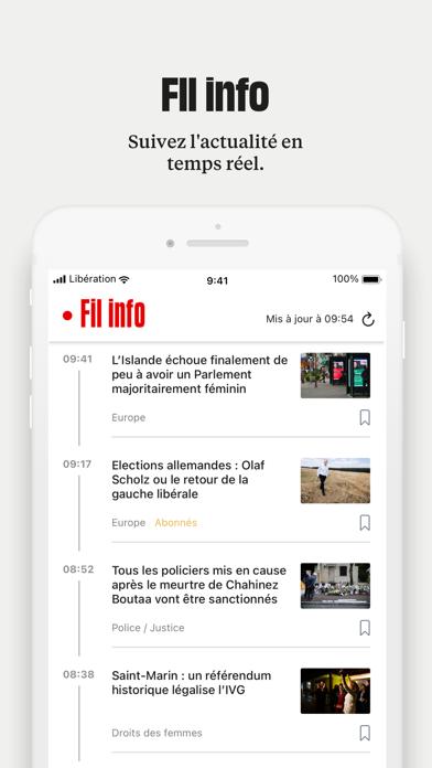 Libération: Info et Actualitésのおすすめ画像4