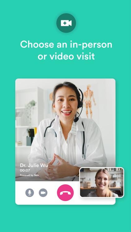 Solv: Same-day healthcare screenshot-3