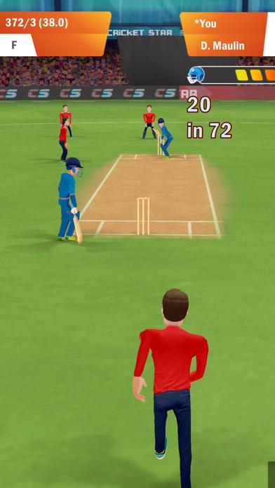 Cricket Star Pro screenshot 1