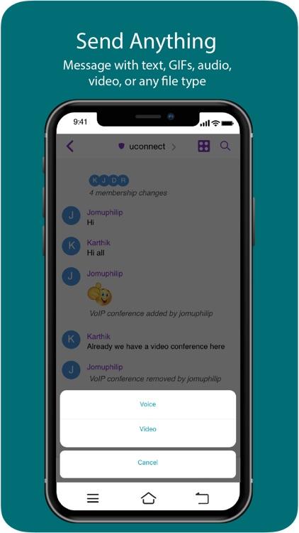 USee Meet screenshot-3