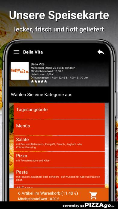 Bella Vita Windach screenshot 4