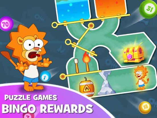 Bingo Wild-BINGO Games Onlineのおすすめ画像1