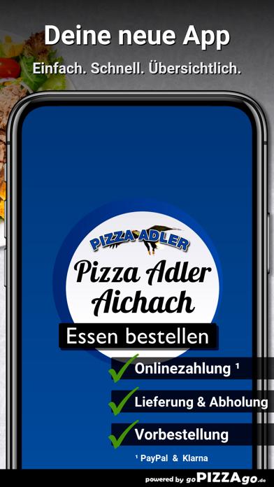 Pizza-Adler Aichach screenshot 1