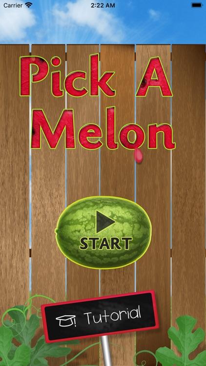 PickAMelon