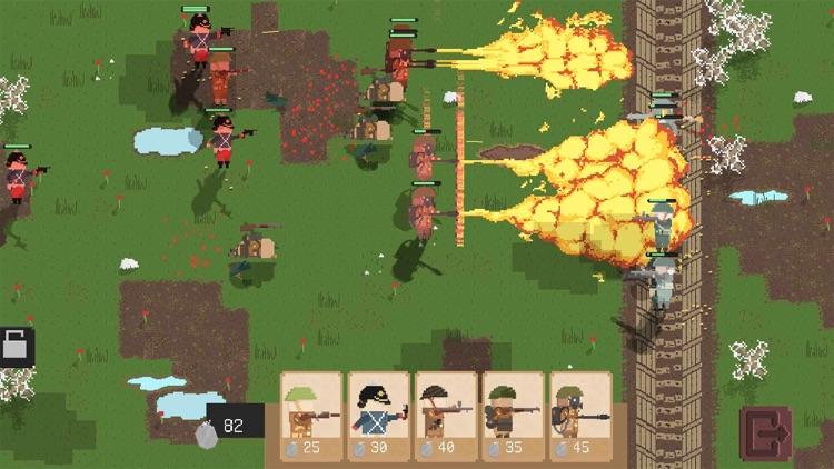 Trench Warfare: World War Game screenshot-5