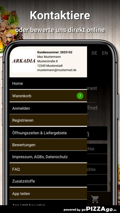 Arkadia München screenshot 3