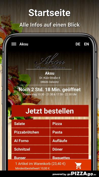 Aksu Oelsnitz screenshot 2