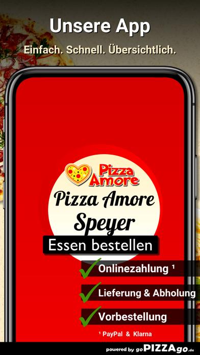Pizza Amore Speyer screenshot 2