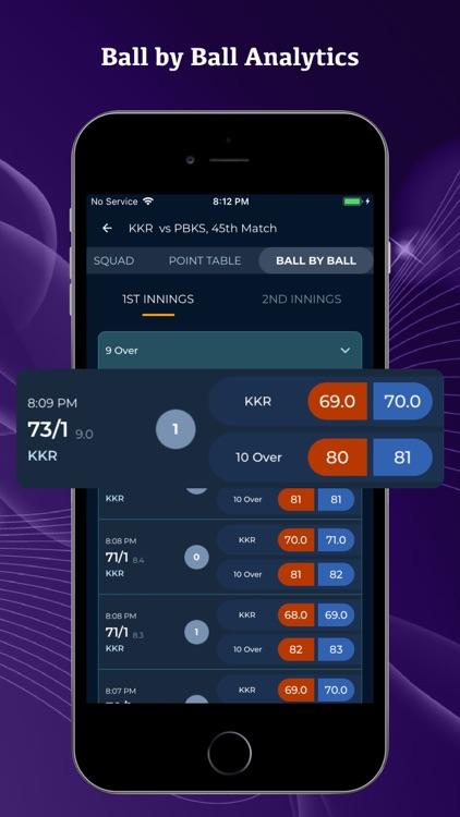 ScoreBazaar Cricket Live Line screenshot-5