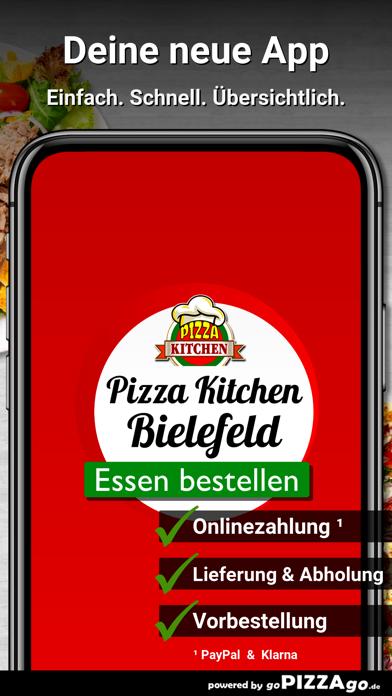 Pizza Kitchen Bielefeld screenshot 1