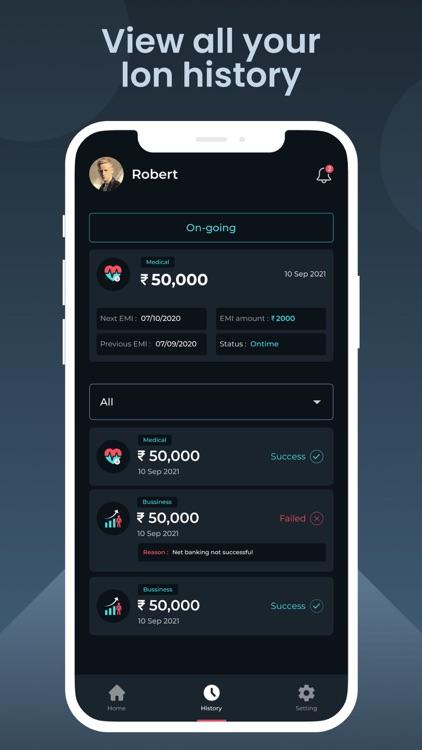 Lenditt - Instant Loan Buddy screenshot-5