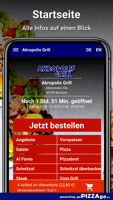 Akropolis Grill Bochum screenshot 4