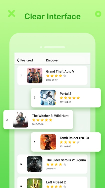 Happymod - Games Tracker, Apps