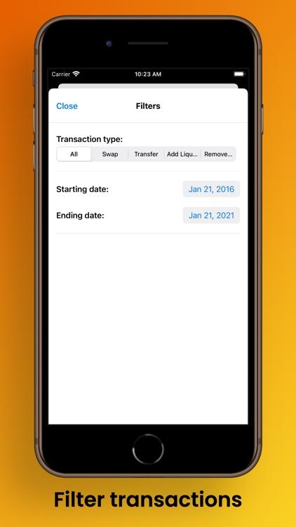 Binance Smart Chain Explorer screenshot-3