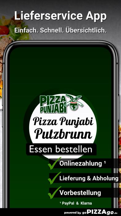 Pizza Punjabi Putzbrunn screenshot 1